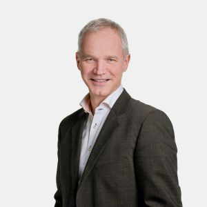 Jan Willy Løken administrerende direktør i Jølstad Begravelsesbyrå