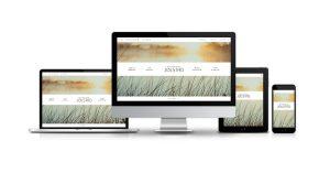 illustrasjonsbilde av Jølstad Begravelsesbyrå som lanserer ny nettside